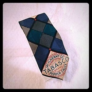 Tabasco Necktie